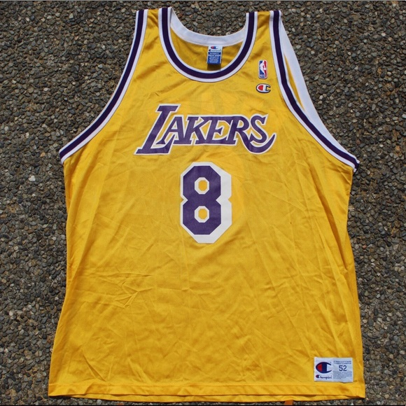 Champion Other - Vintage Champion Kobe Bryant Lakers Jersey 32a5d8a3b